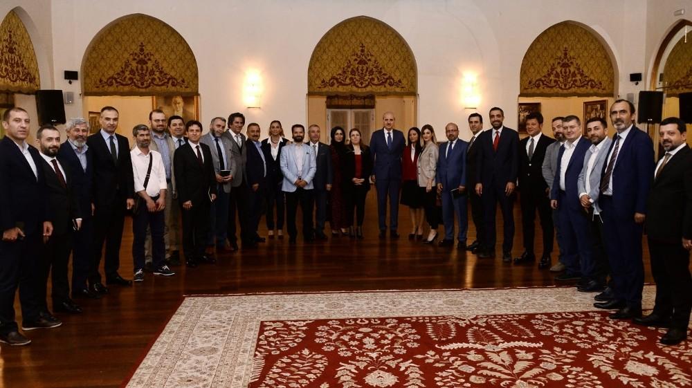 Kültür ve Turizm Bakanı Kurtulmuş: ″Kur krizi terimi algı operasyonudur″