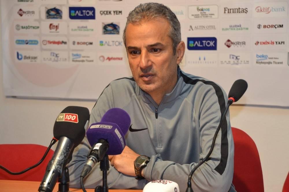 İsmail Kartal: ″Balıkesirspor ligin en çok gol atan takımı″