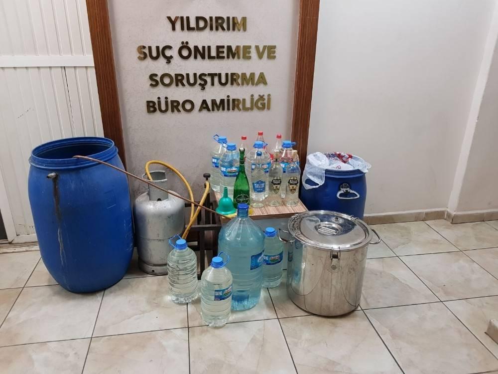 Bursa polisi suçlulara göz açtırmıyor