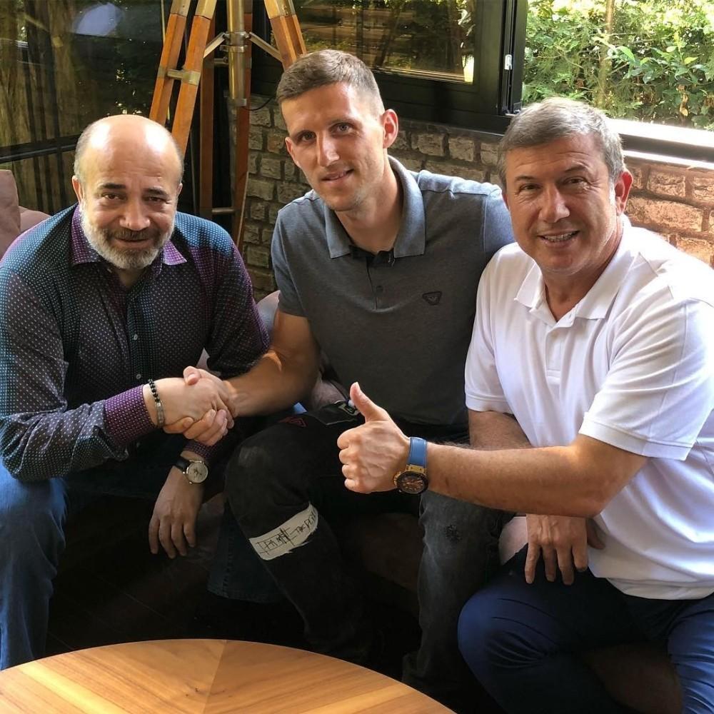 Milan Mitrovic Adana Demispor'da