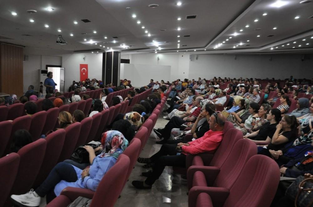 Büyükşehirden personellere eğitim semineri
