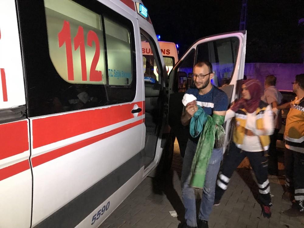 Torpil atma meselesi iki aile arasında kavgaya döndü: 9 yaralı