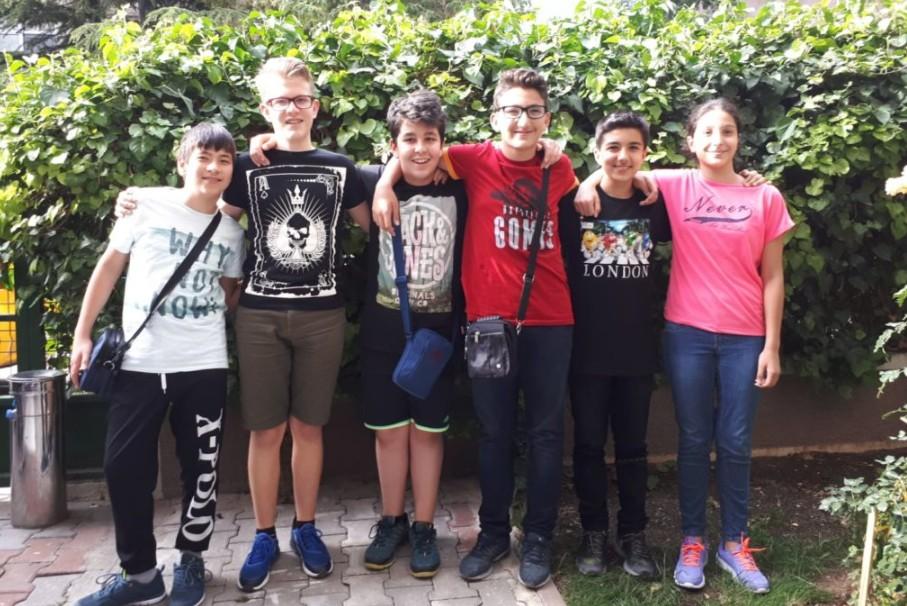 Kdz. Ereğlili Öğrenciler Çin'de Türkiye'yi temsil edecek