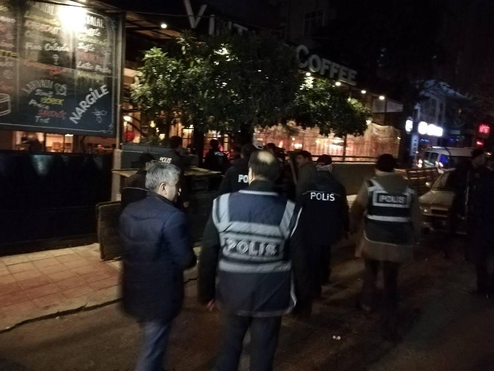 Türkiye Güven Huzur Uygulaması Kahramanmaraş ayağı 850 polis ile yapıldı