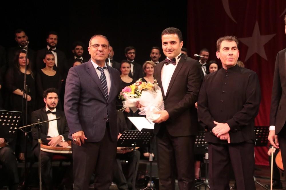 İsmail Baha Sürelsan Konservatuvarından 20'inci yıl konseri