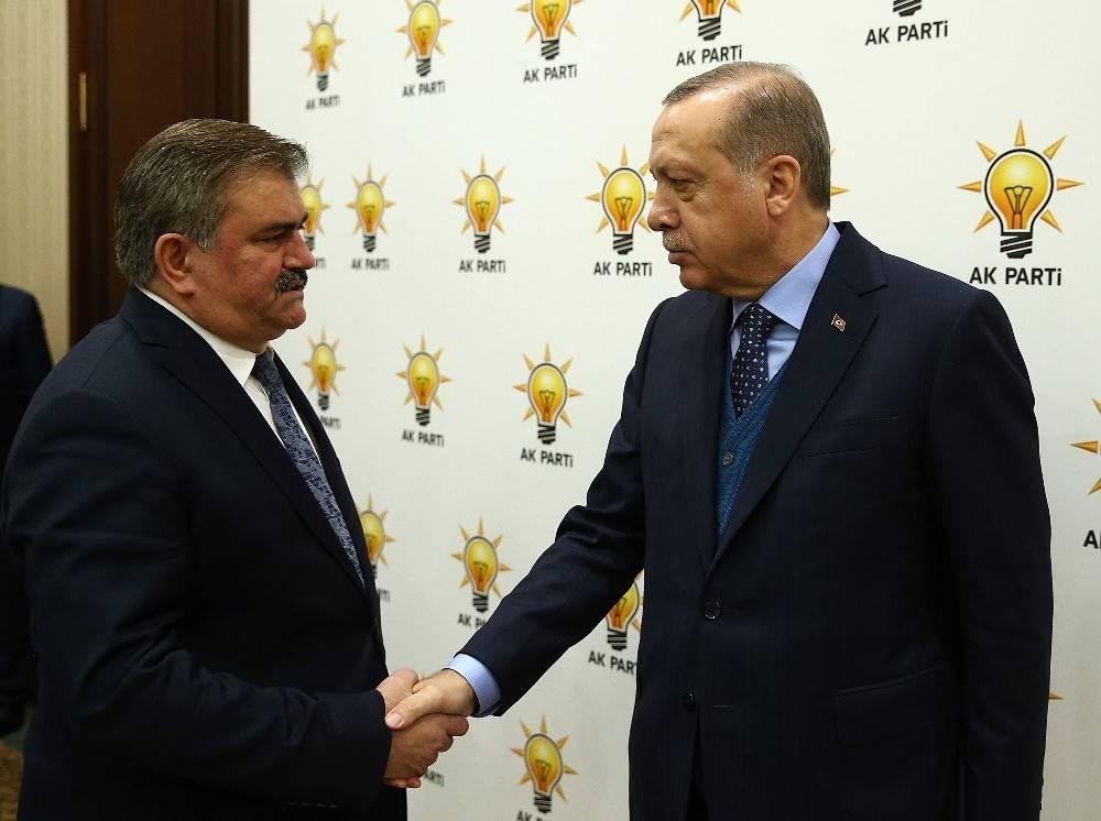 Milletvekili Çaturoğlu'ndan taşeronlara kadro acıklaması