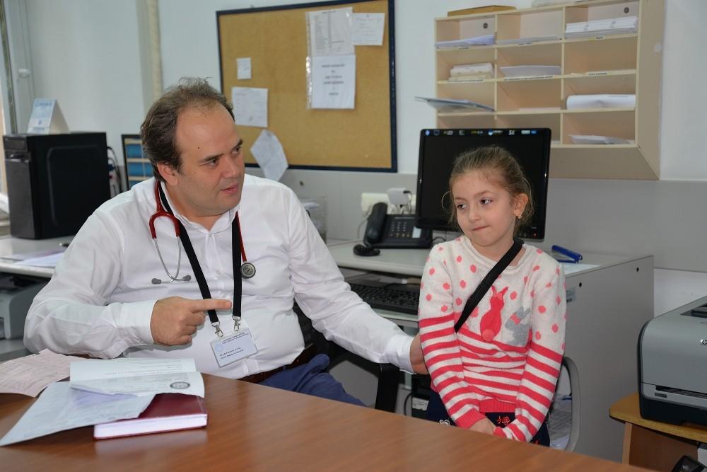 Ritim bozukluğu olan minik kalpler için yeni bir poliklinik