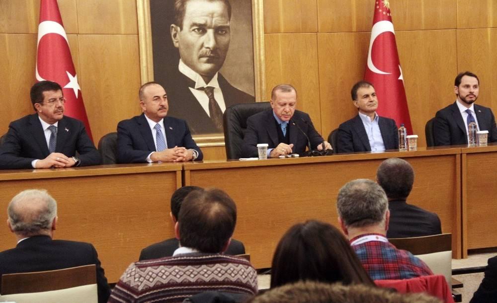 """Cumhurbaşkanı Erdoğan: """"Az öncesi itibariyle 935 teröristi etkisiz hale getirdik"""""""