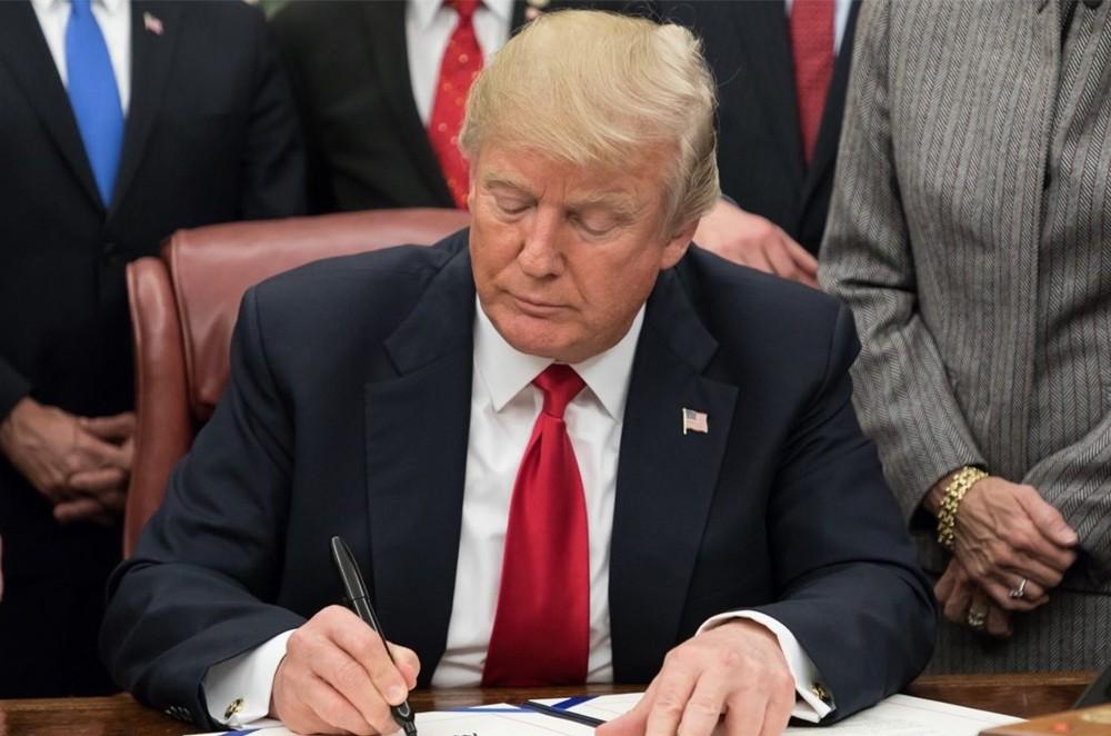ABD Başkanı Trump, beklenen çelik ve alüminyum kararını açıkladı