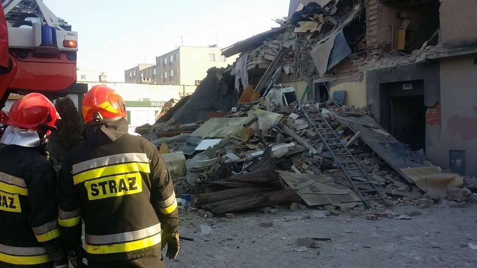 Polonya'da bina çöktü: 1 ölü