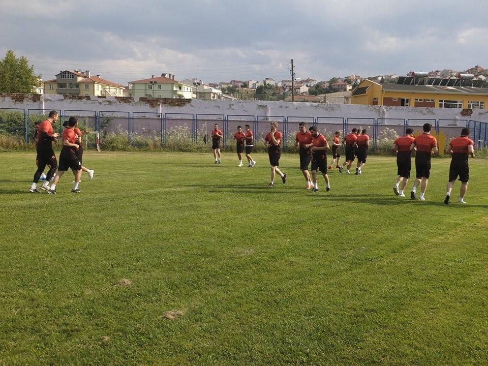 Bozüyük'te Vitraspor Kulübü yeni sezon açılışını yaptı