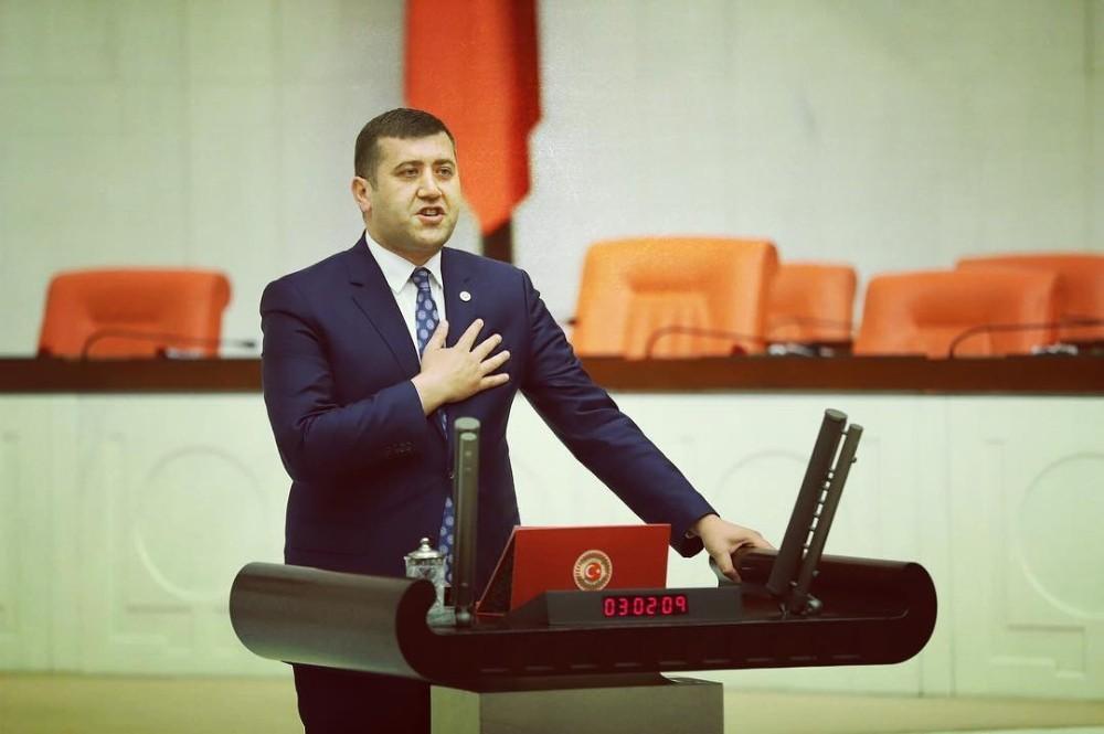 MHP Milletvekili Ersoy, ″İlçeleri kaderine terk etmeyeceğiz″