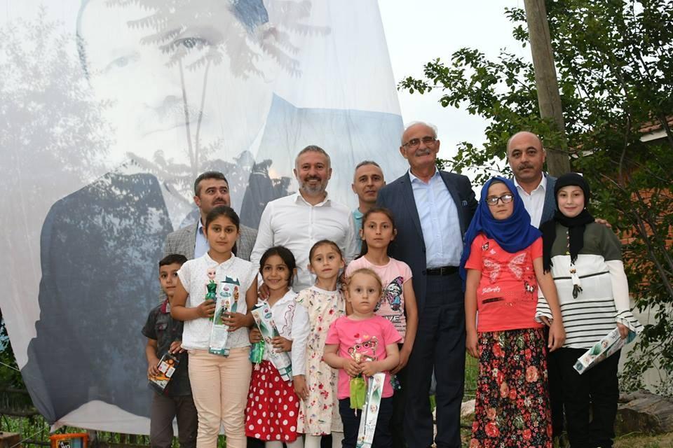 Yılmaz: ″Türkiye'nin su gibi istikrara ihtiyacı var″