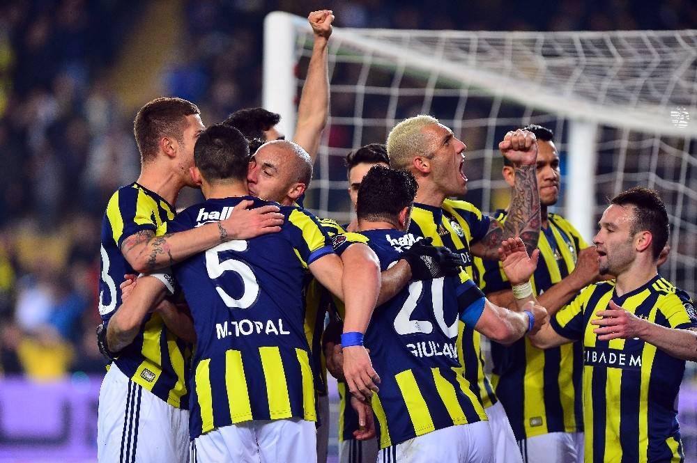 Fenerbahçe Brezilyalıları ile kazanıyor