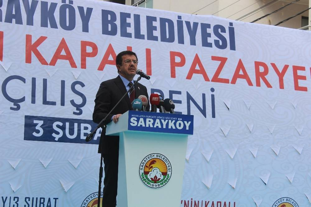 Bakan Zeybekci: ″Muhalefet yapıyorum diyerek vatana ihanet olmaz″