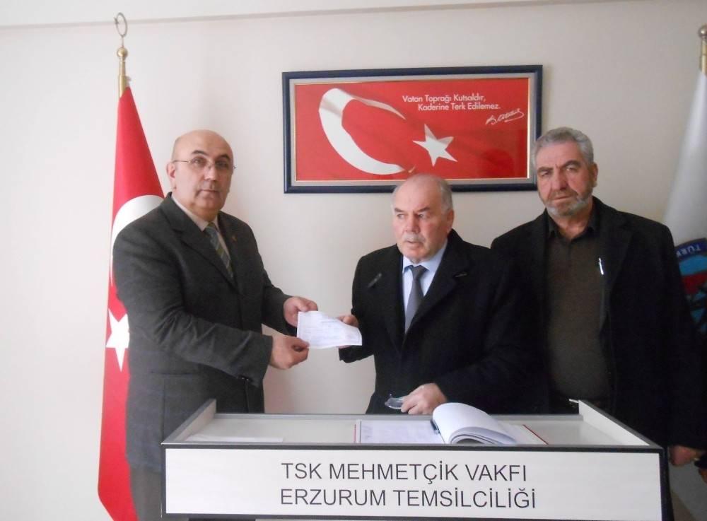 Minibüsçüler ve Dolmuşçular Odası'ndan Mehmetçik'e anlamlı destek