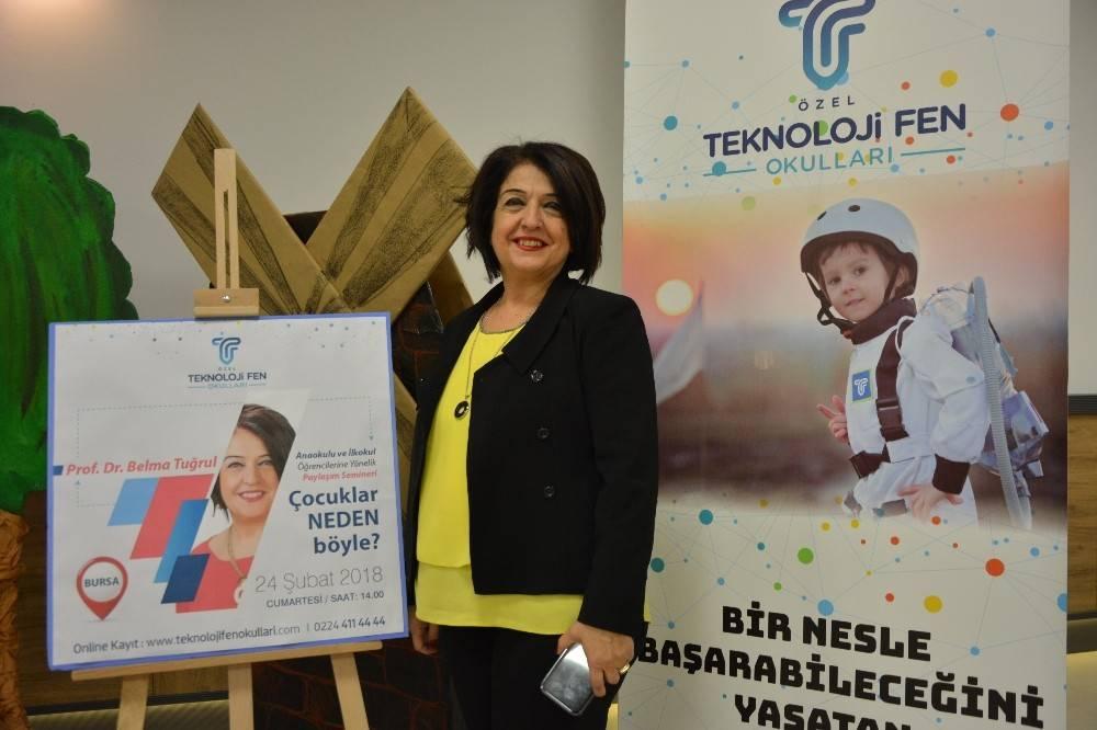 Prof. Dr. Belma Tuğrul: