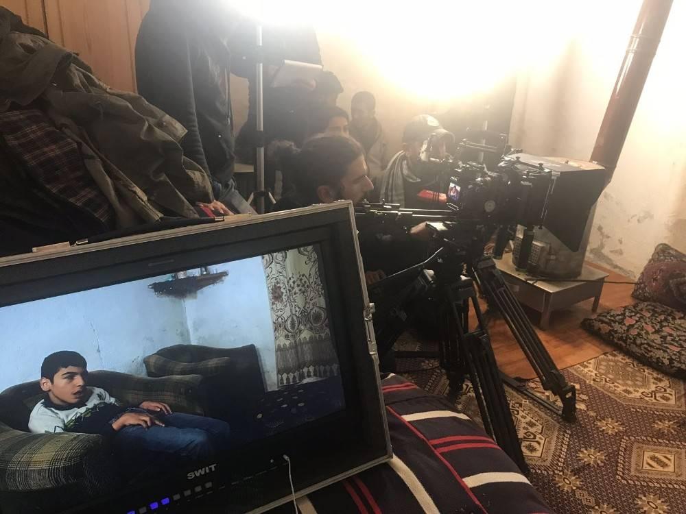 ″Döngü″ filminin kış çekimleri tamamladı
