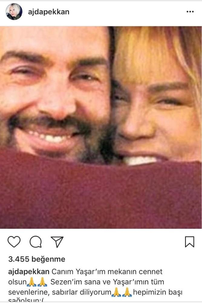Ünlü menajer Yaşar Gaga'nın ölümü ünlü isimleri yasa boğdu