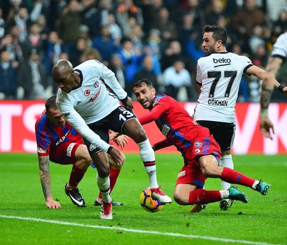 Spor Toto Süper Lig: Beşiktaş: 5 - Kardemir Karabükspor: 0 (Maç sonucu)