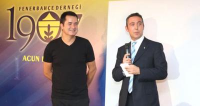 Acun Fenerbahçe İle Çalışacak