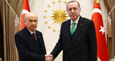 AKP Ve MHP, İttifakın Devamı İçin Anlaşma Sağladı