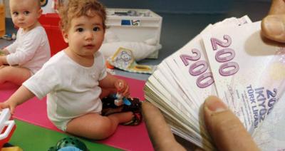 Annelere Kreş Parası Devletten