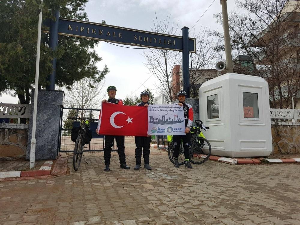 Pedalciler Kırıkkale'de