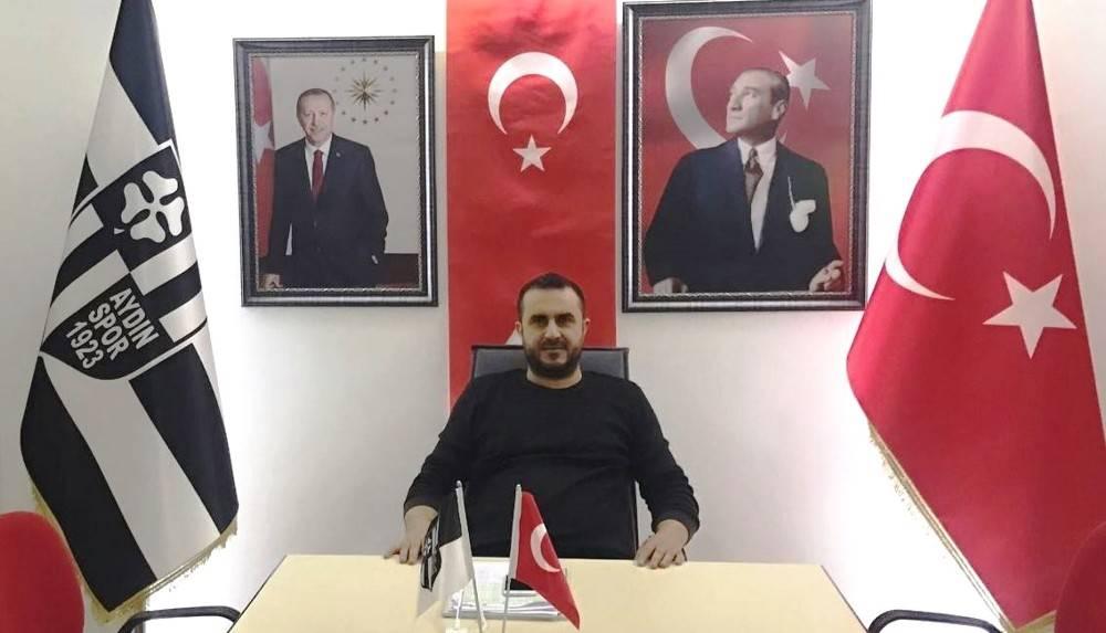 """Kızıl; """"Nazilli kafilesini taşlayanlar asla Aydınspor'lu olamaz"""""""