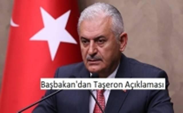 Başbakan Taşeron İşçi Açıklaması
