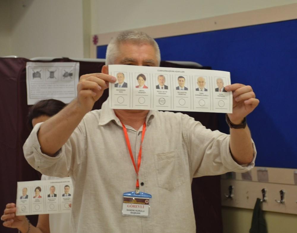 Bilecik, 1 AK Parti ve 1 CHP'den milletvekili adayını Ankara'ya gönderdi