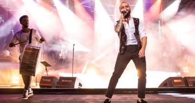 Berkay'ın Konserinde Türbanlı Krizi