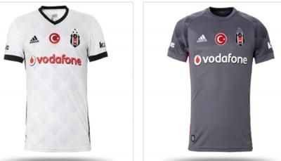 Beşiktaş Yeni Sezonda Giyeceği Formalar.!