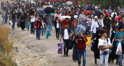 Binlerce Suriyeli Geliyor