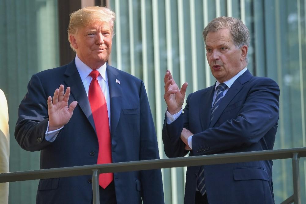 """Trump: """"Putin'le zirve iyi geçecek"""""""