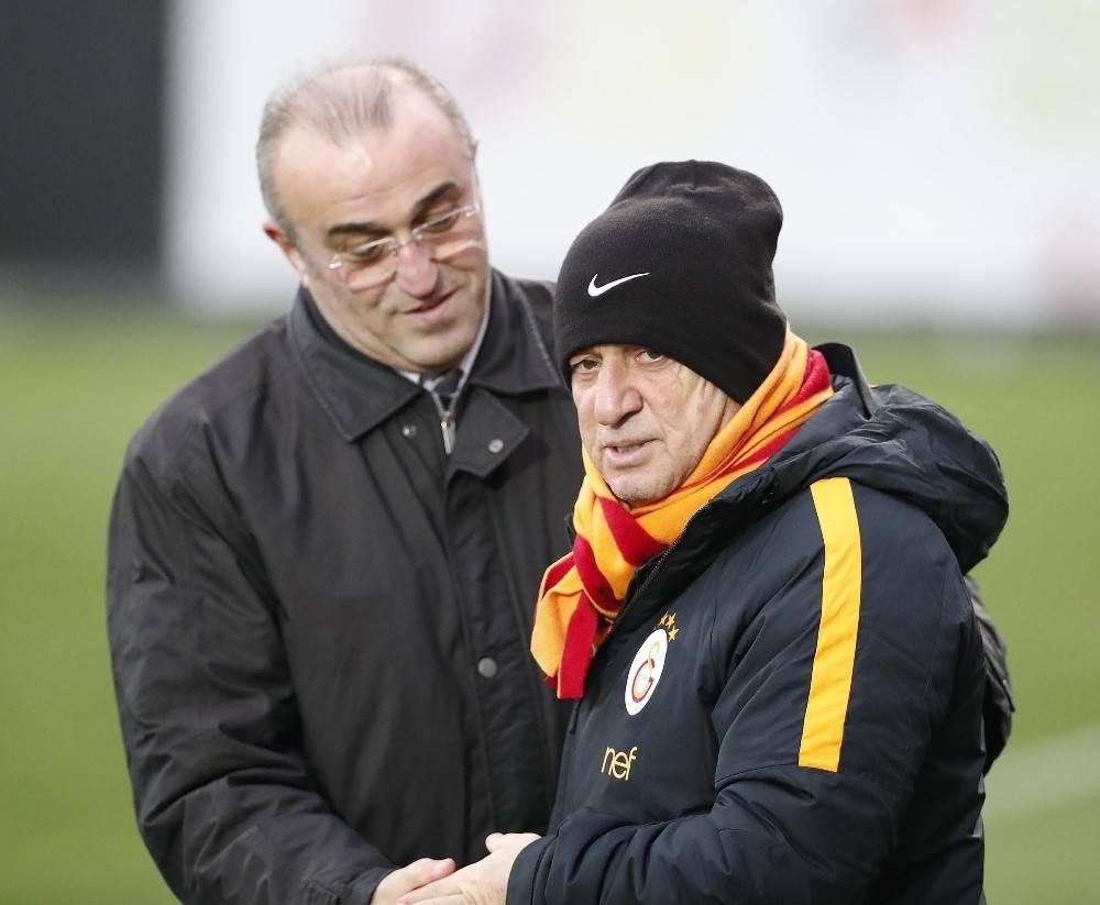 Galatasaray, Kasımpaşa maçı hazırlıklarını tamamladı