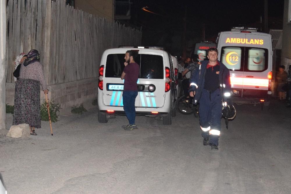 3 çocuğunu rehin aldı... Eşinden ayrı yaşayan şahsı polis ikna etti