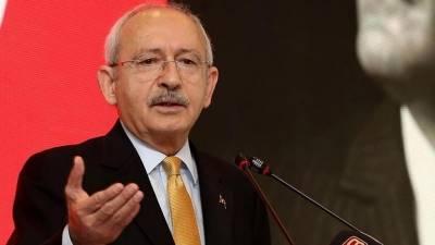 CHP Genel Başkanı Kılıcdaroğlu; 'Taşeron işçilere sonuna kadar sahip çıkan tek bir parti var, o da CHP'