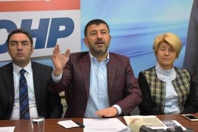 CHP Milletvekili Ağbaba; 'Türkiye'nin en önemli meselesi olan taşeron çalıştayı düzenliyoruz'