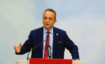 CHP Sözcüsü Tezcan; 'CHP olarak taşeron işçi sorununu çözme kararlılığı ve mücadelesine devam ediyoruz'