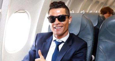 Cristiano Ronaldo'nun Yeni Arabası Hayran Bıraktı