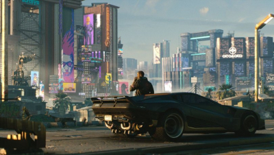 Cyberpunk 2077'den İlk Oynanış Görüntüleri Geldi