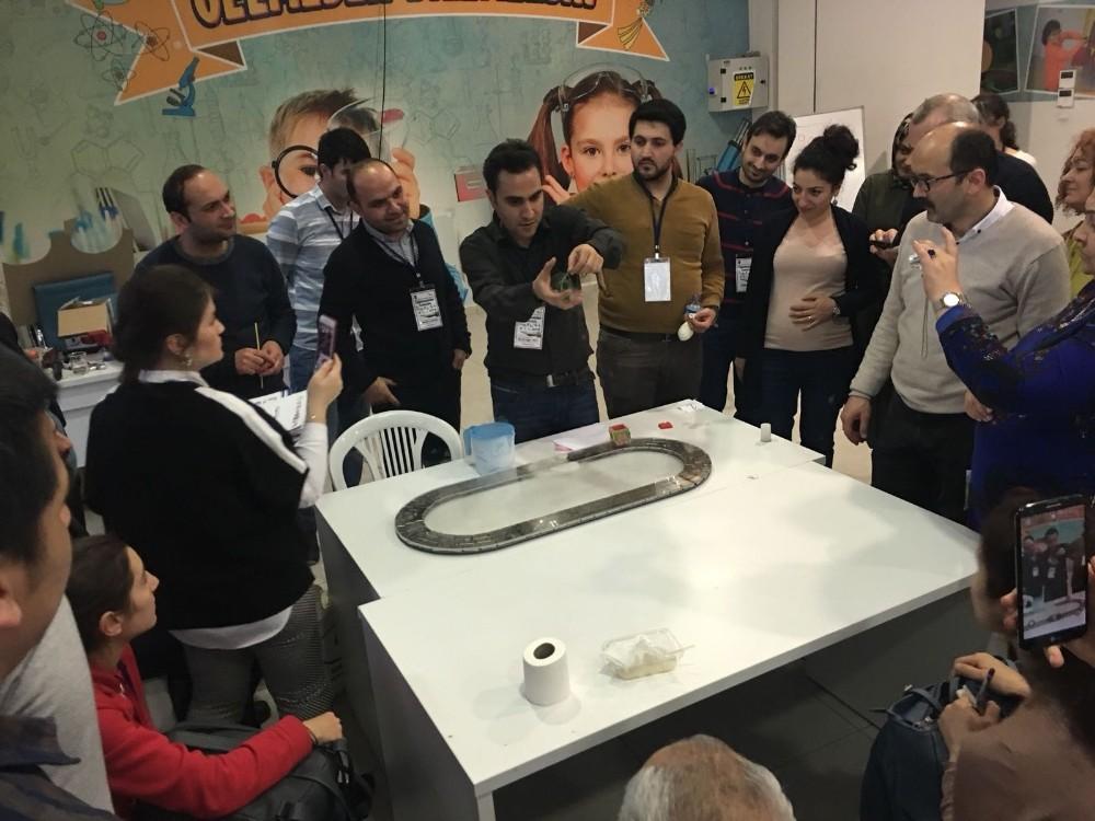 Bilim merkezleri Bursa'da masaya yatırıldı