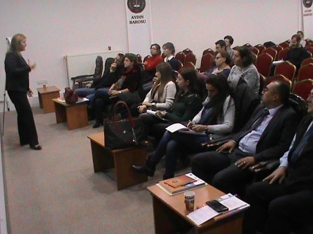 Avukatlara 'Temel Arabuluculuk' eğitimi