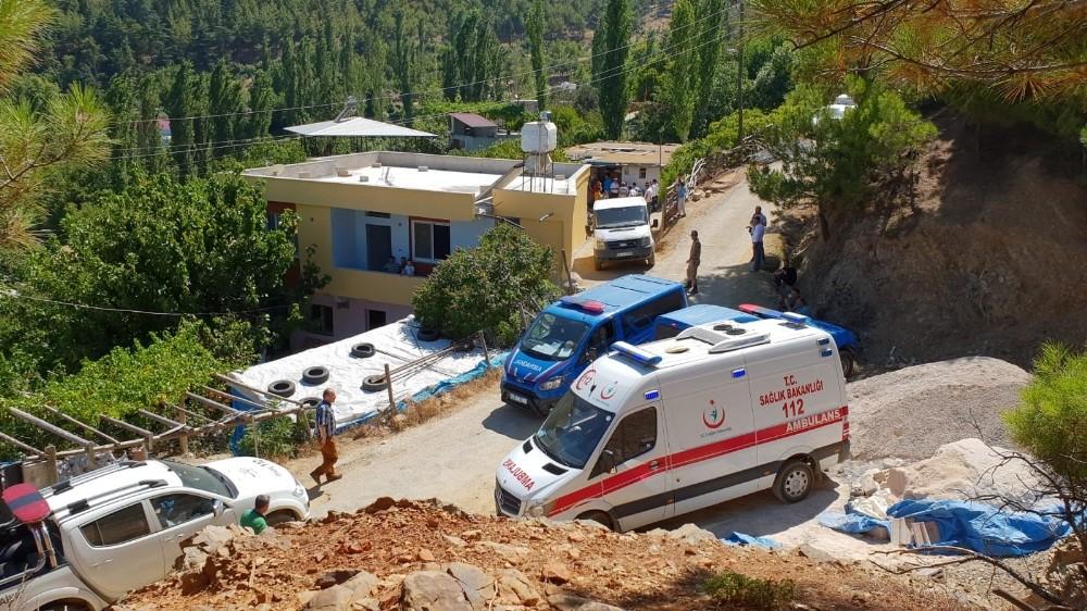 Ufuk'un ailesi acı haberle yıkıldı