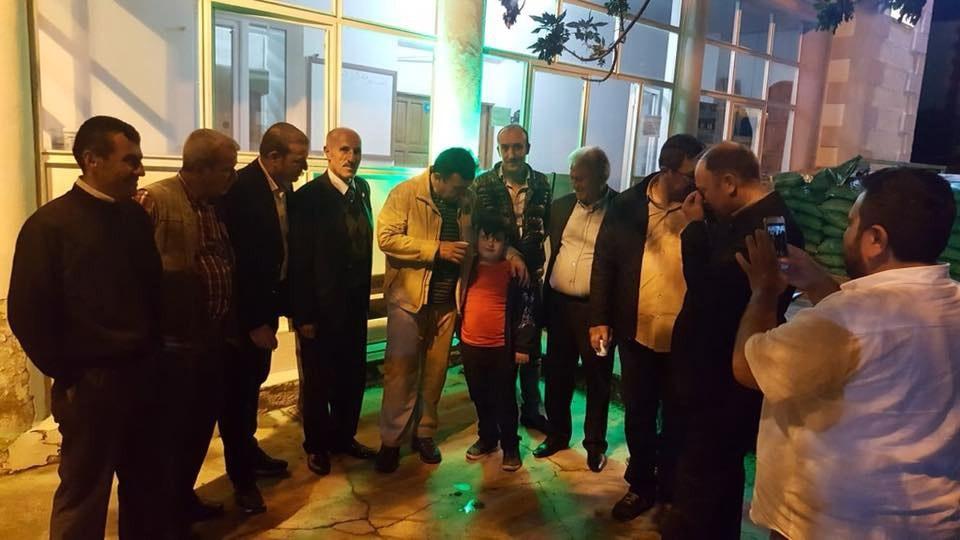 Abdullah Ağar, seçim çalışmalarına memleketi Çamlıdere'den başladı