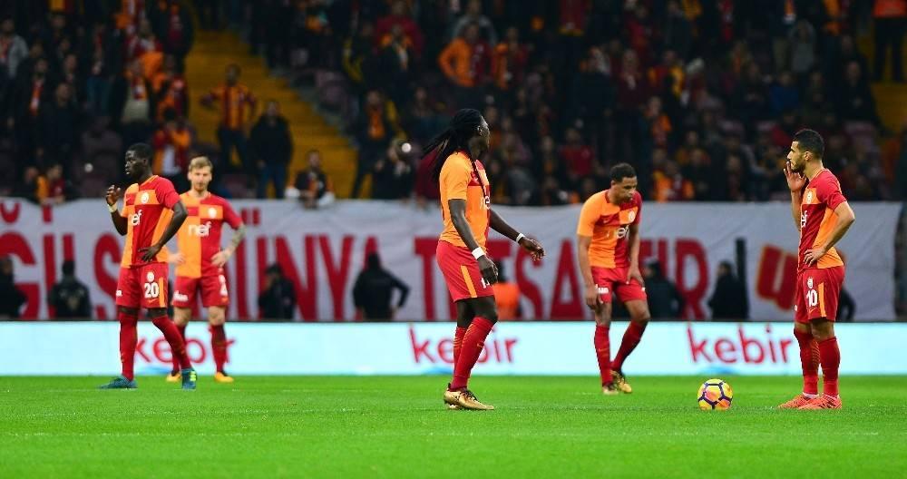 Galatasaray, ikinci kez geriden döndü