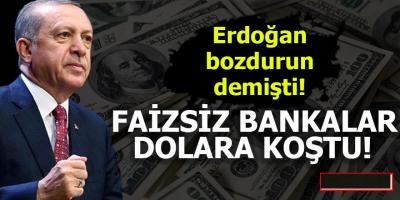 Erdoğan Bozdurun Dedikçe Onlar Dolar Alıyor!