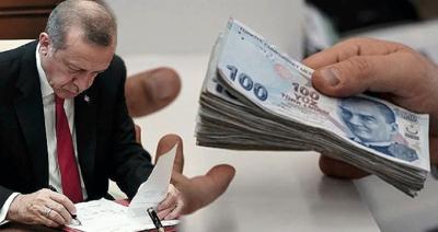 Erdoğan İmzaladı, 500 Bin İşçiye 3 Bin TL İkramiye Ödenecek
