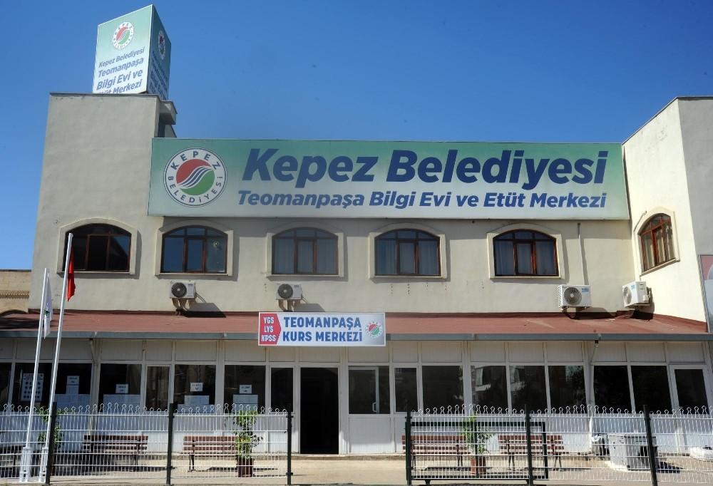 Kepez'den KPSS Kursu